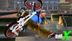 BMX FreeStyle Stunt screenshot 1/2