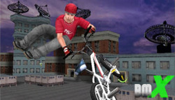 BMX FreeStyle Stunt screenshot 2/2