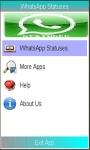Trending Whatsap Status Updates screenshot 1/1