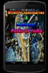Wildlife Sanctuaries and National Parks of India screenshot 1/3
