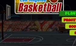 Los Angeles Basketball screenshot 2/6