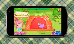 Baby Alice Camping screenshot 3/6