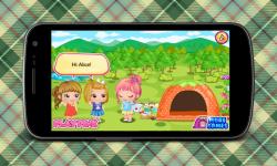 Baby Alice Camping screenshot 4/6