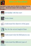 Rules of Handball screenshot 2/3