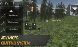 Girl Amazon Survival Free screenshot 1/4