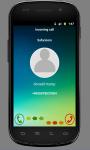 Fake Call Prank App screenshot 2/6