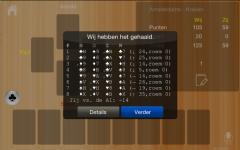 Klaverjas HD plus screenshot 3/4