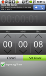 Simple Stopwatch and Timer screenshot 2/3
