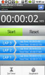 Simple Stopwatch and Timer screenshot 3/3