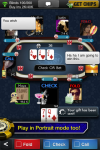 Social Poker Live on Android screenshot 2/6