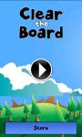 Clear the Board FREE screenshot 5/6