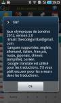 Olympics 2012 Sports screenshot 6/6