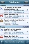 TripTracker - Live Flight Status Tracker screenshot 1/1