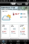 TV 2 Vejret screenshot 1/1