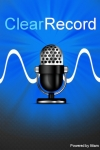 ClearRecord Premium - Noise Free Recorder with Play Speed Control screenshot 1/1