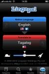 Lingopal Tagalog (Filipino) LITE - talking phra... screenshot 1/1