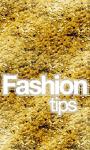 Fashion Tips Pro Free screenshot 1/6