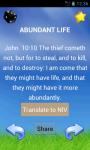 The Bible Promises screenshot 5/6