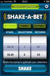 Shake A Bet screenshot 1/3