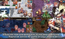 Ragnarok Online: Valkyrie Uprising screenshot 1/5
