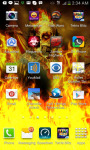 Ghost Clown Rider Live Wallpaper screenshot 2/3