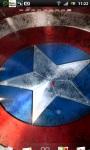 Captain America Winter Soldier LWP 1 screenshot 1/3