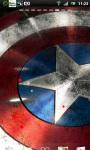 Captain America Winter Soldier LWP 1 screenshot 3/3