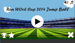 Run World Cup 2014 Jump Ball screenshot 1/4