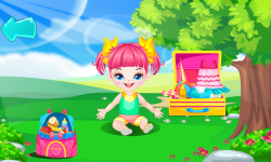 Cute Baby Picnic screenshot 5/6