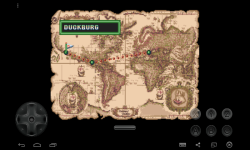 Donald Duck on a journey around the world screenshot 3/4