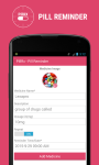 PillRx - Pill Reminder screenshot 2/5