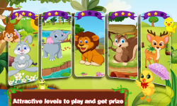 Animal Spot The Differences screenshot 3/5