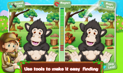 Animal Spot The Differences screenshot 4/5