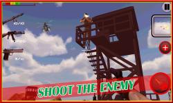 Island Commando Sniper Shooter screenshot 1/3