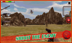 Island Commando Sniper Shooter screenshot 2/3
