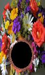 Flower photo frame pic screenshot 3/4