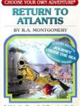 Choose Your Own Adventure - Return to Atlantis screenshot 1/1