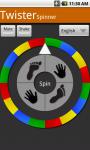 Talking Twister Spinner screenshot 1/2
