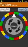 Talking Twister Spinner screenshot 2/2