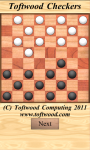 Checkers By Toftwood Games screenshot 1/4