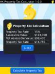 Hong Kong Property Tax Calculator screenshot 2/2