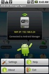 Android Manager WiFi  screenshot 1/1