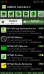 URSafe App Backup/Restore Free screenshot 1/5