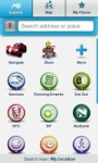 Telmap Navigator – Sat Nav GPS screenshot 2/6