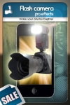 Camera Flash PRO Effects for FREE screenshot 1/1