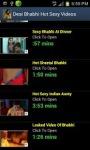 Desi Hot Bhabhi Sexy Videos free screenshot 1/3