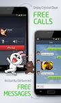 LINE Calls Messages screenshot 1/4
