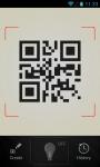 Secure QR and Barcode reader screenshot 2/6