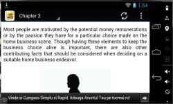 Home Business Models screenshot 2/3