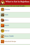 What to Eat in Rajsthan screenshot 2/3